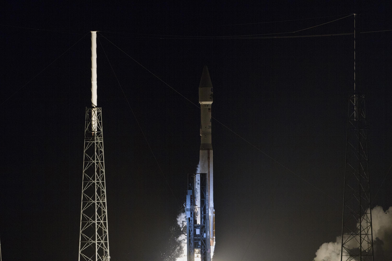 United Launch Alliance Atlas V Probe Launch