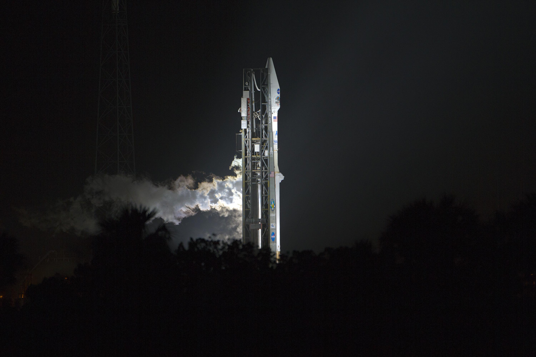 Atlas V Probe Ignites