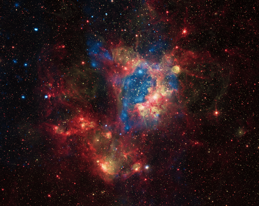 Chandra Superbubble