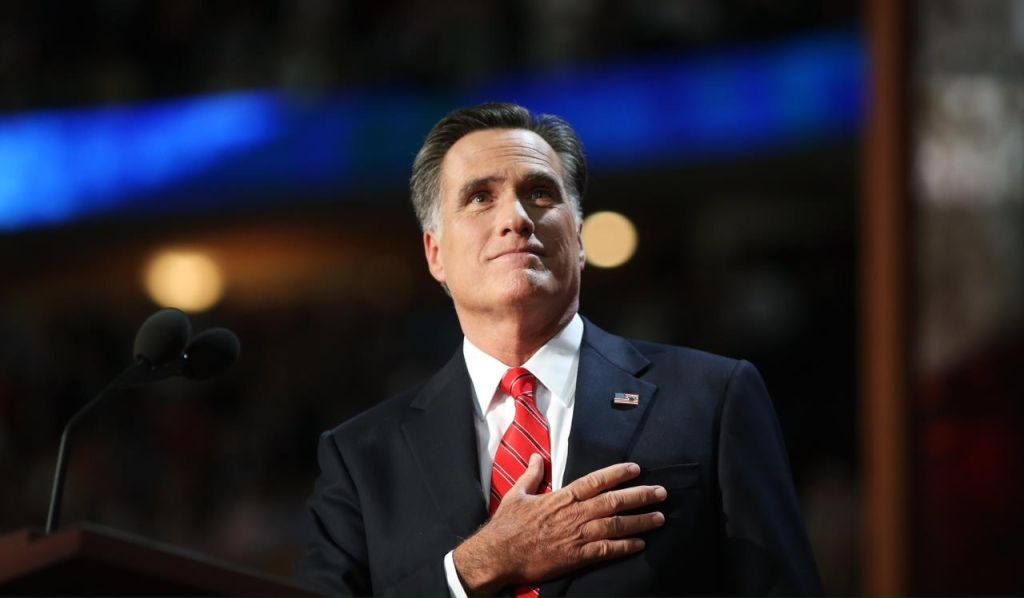 Mitt Romney Hails Neil Armstrong, Apollo 11 in GOP Acceptance Speech