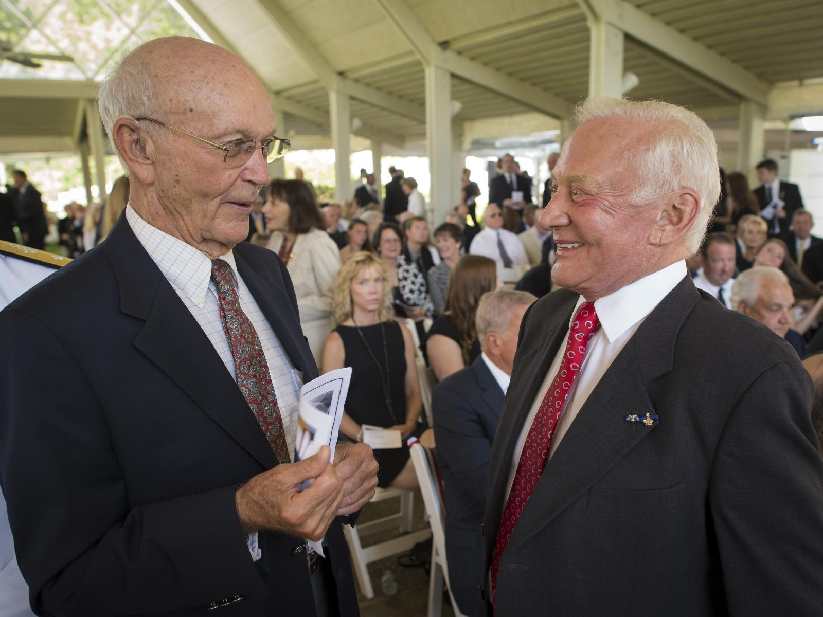 Neil Armstrong Honored: Apollo 11 Crew