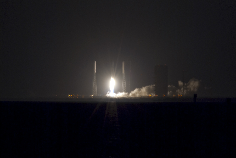 Radiation Belt Storm Probes Launch