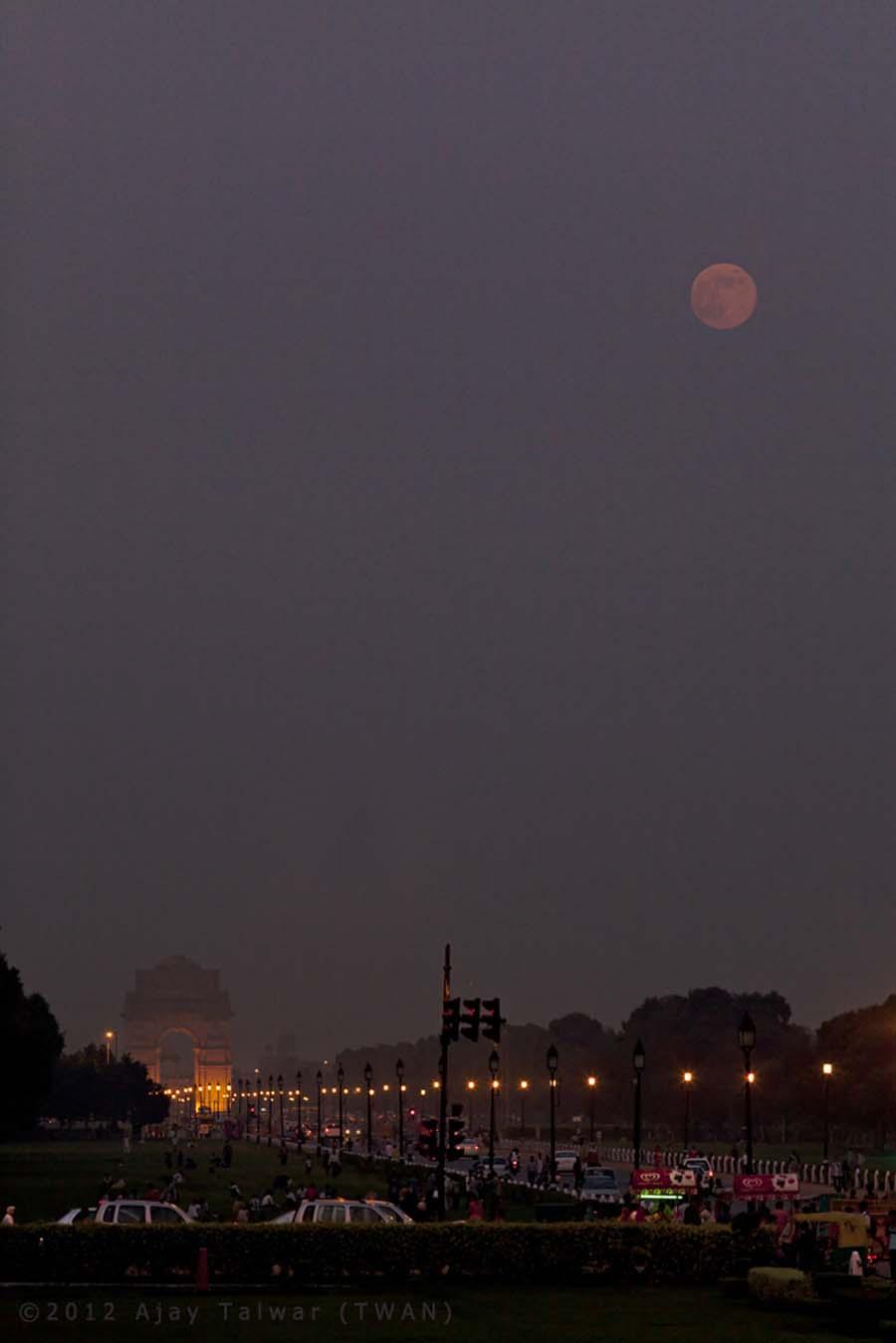 Monsoon Blue Moon