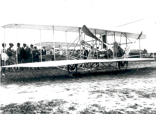 Space History Photo: Wright Flyer Test Flights at Fort Myer, VA