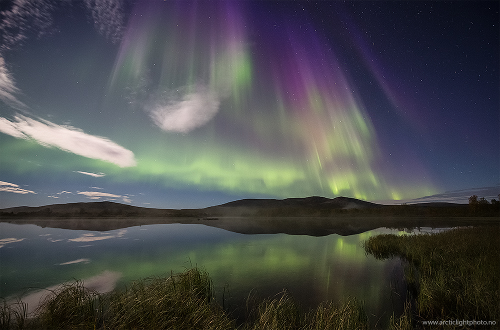 Spectacular Northern Lights Photos: September 2012