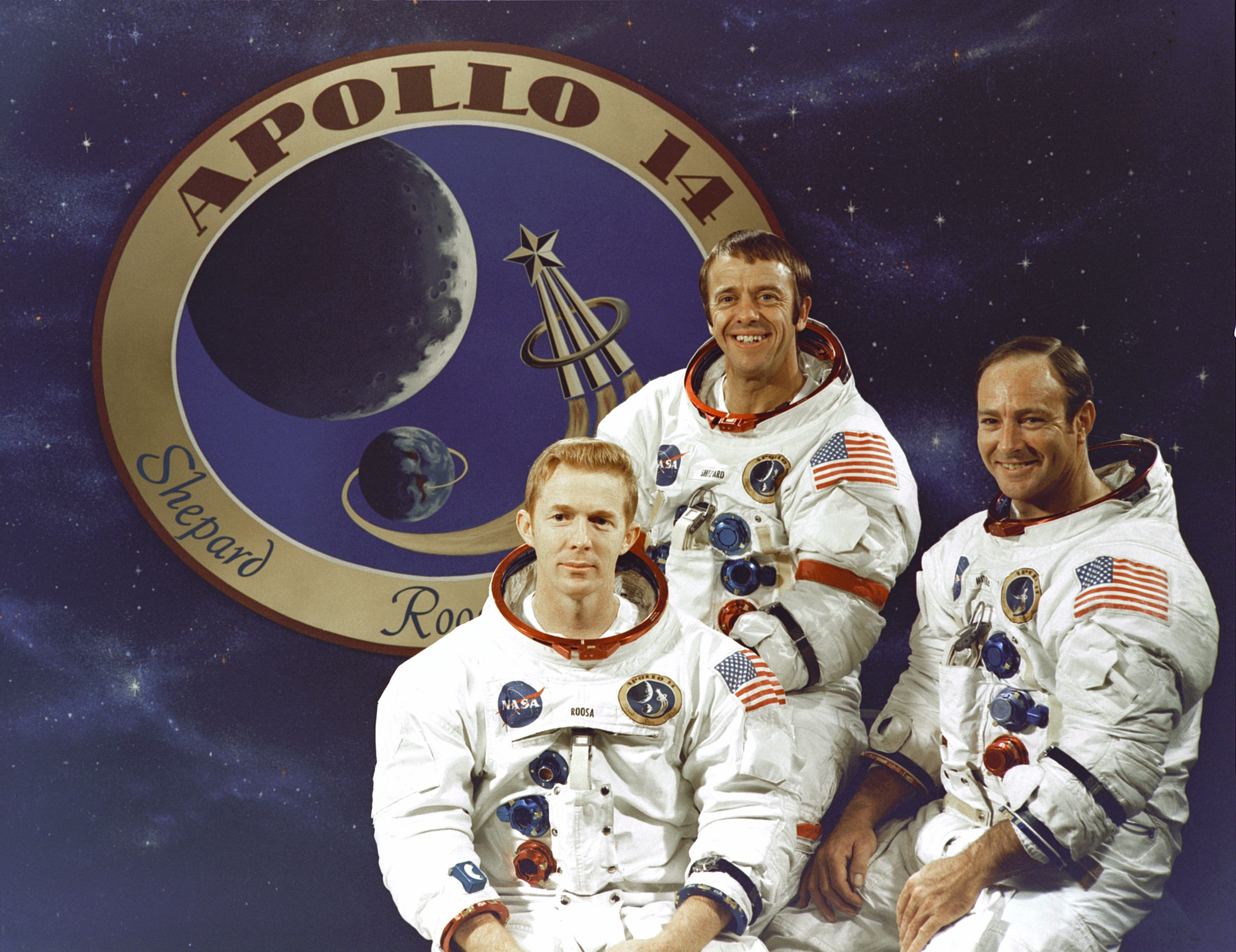 Apollo 14: Facts About the 'Rookie' Crew & the Golf Ball