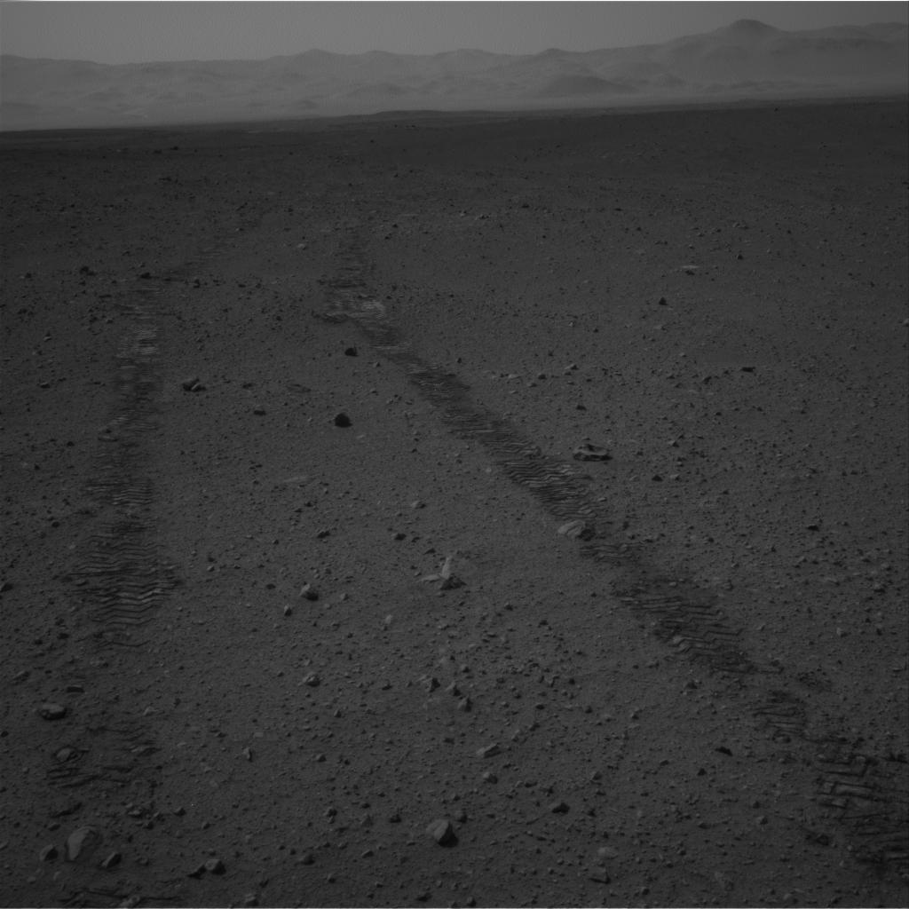 Curiosity's Longest Drive Yet