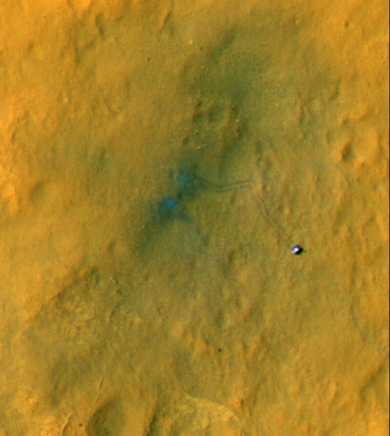 Amazing Mars Rover Shifting Into Science Gear After 1st Martian Month