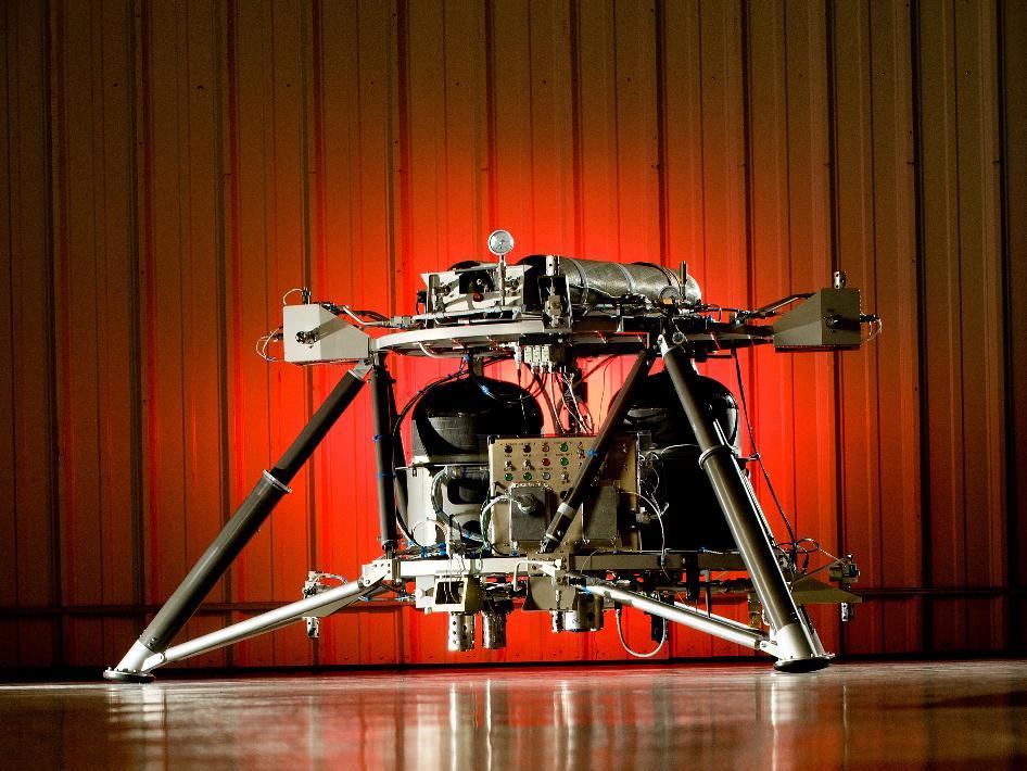 Mighty Eagle Lander Prototype