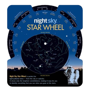 Night Sky Star Wheel