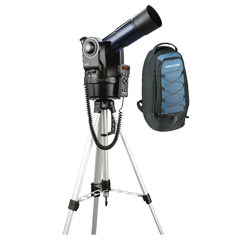 Meade ETX-80AT-TC Telescope with Backpack