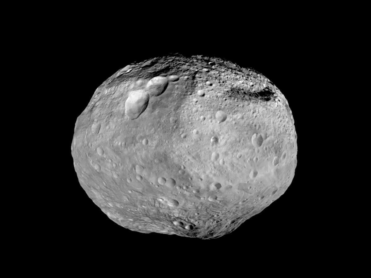 Full View of Vesta