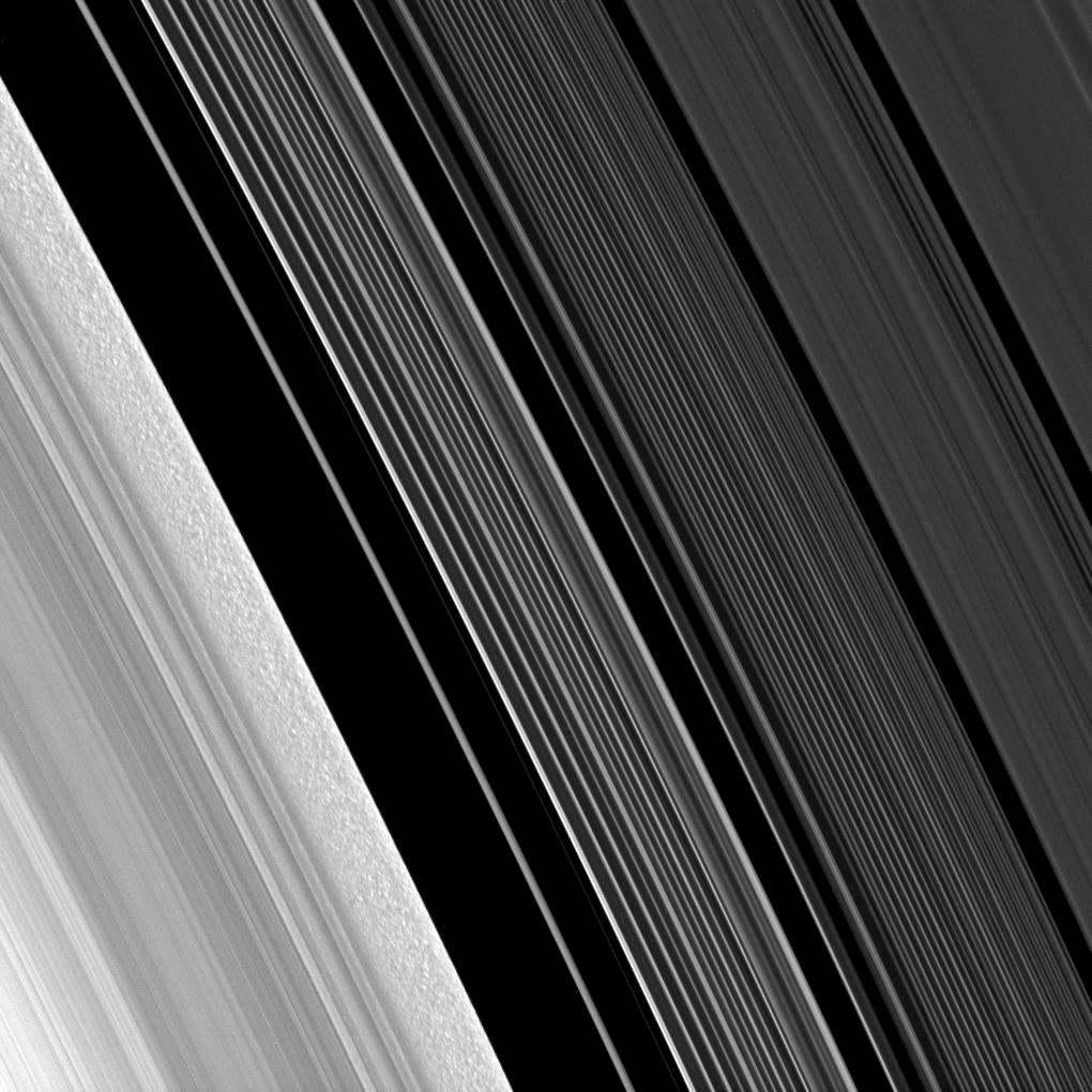 cassini saturn rings close up - photo #7