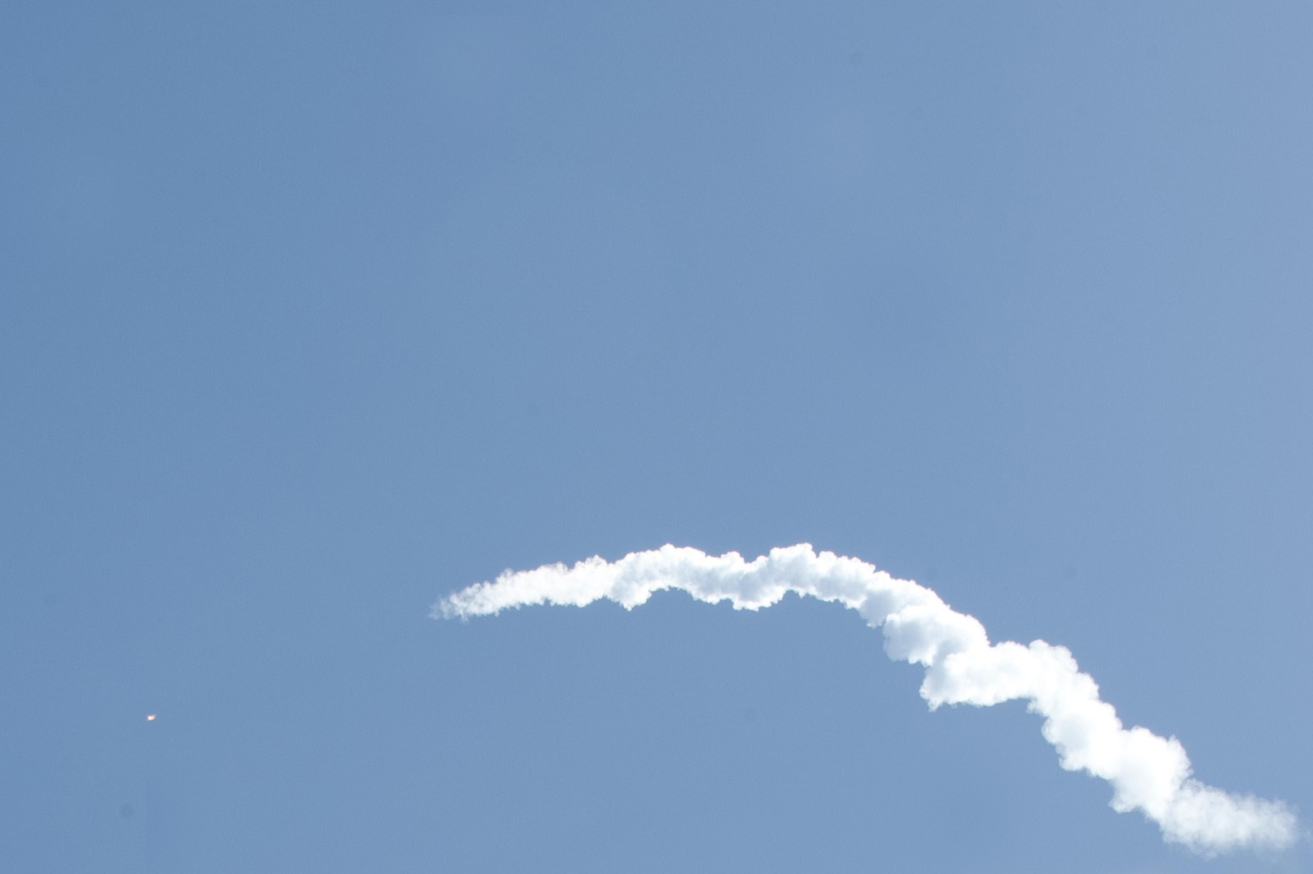 Vandenberg's 5th Atlas V Lifts Off