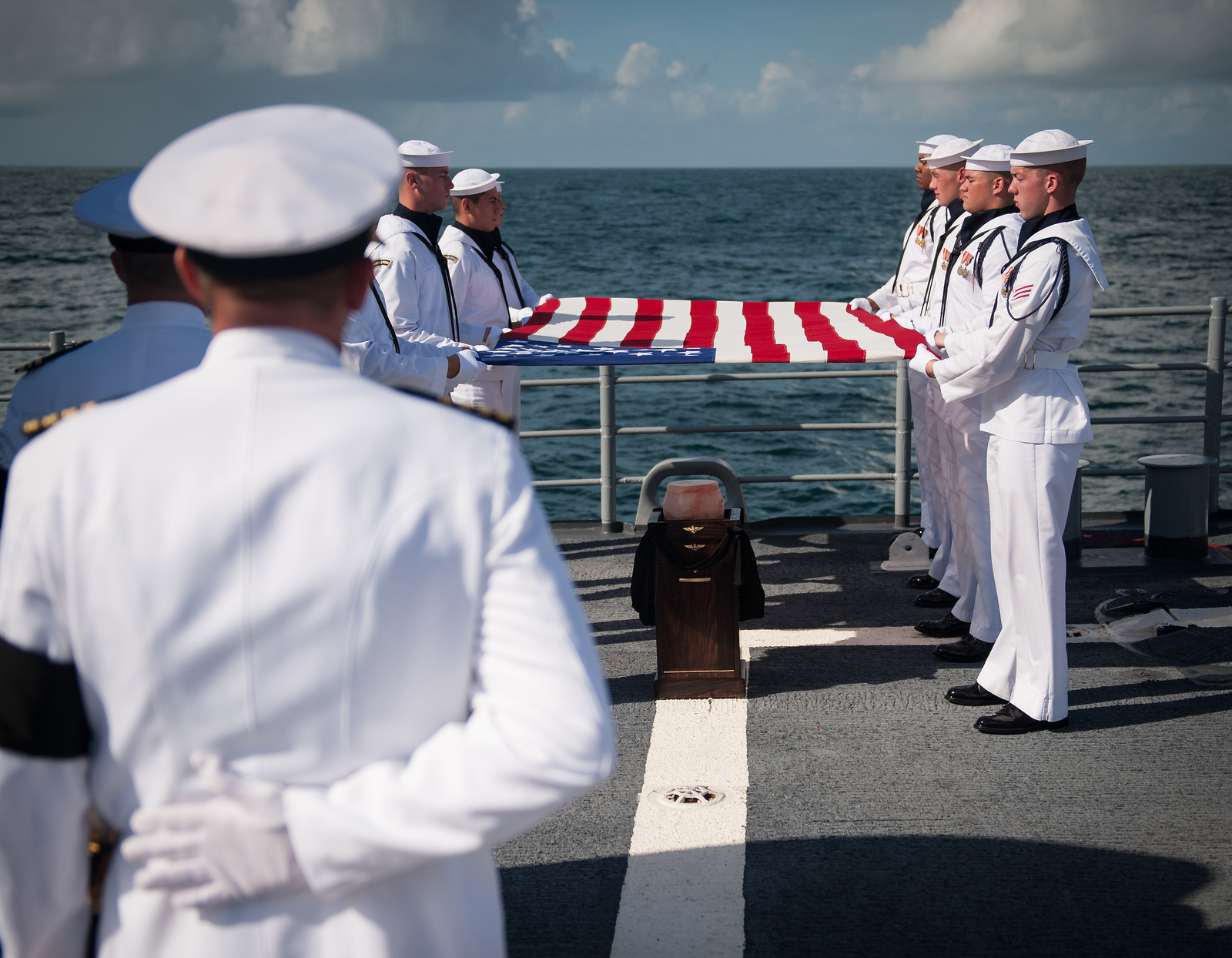 Neil Armstrong Buried at Sea, Curiosity Passes Physical and an Explosion on Jupiter