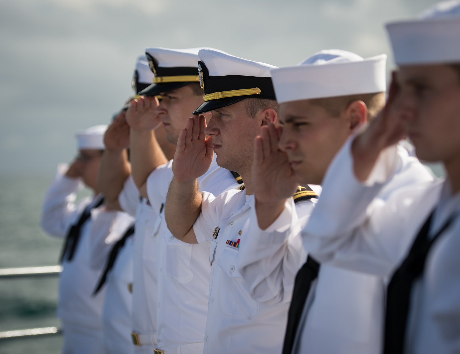 Neil Armstrong Buried at Sea: Final Salute