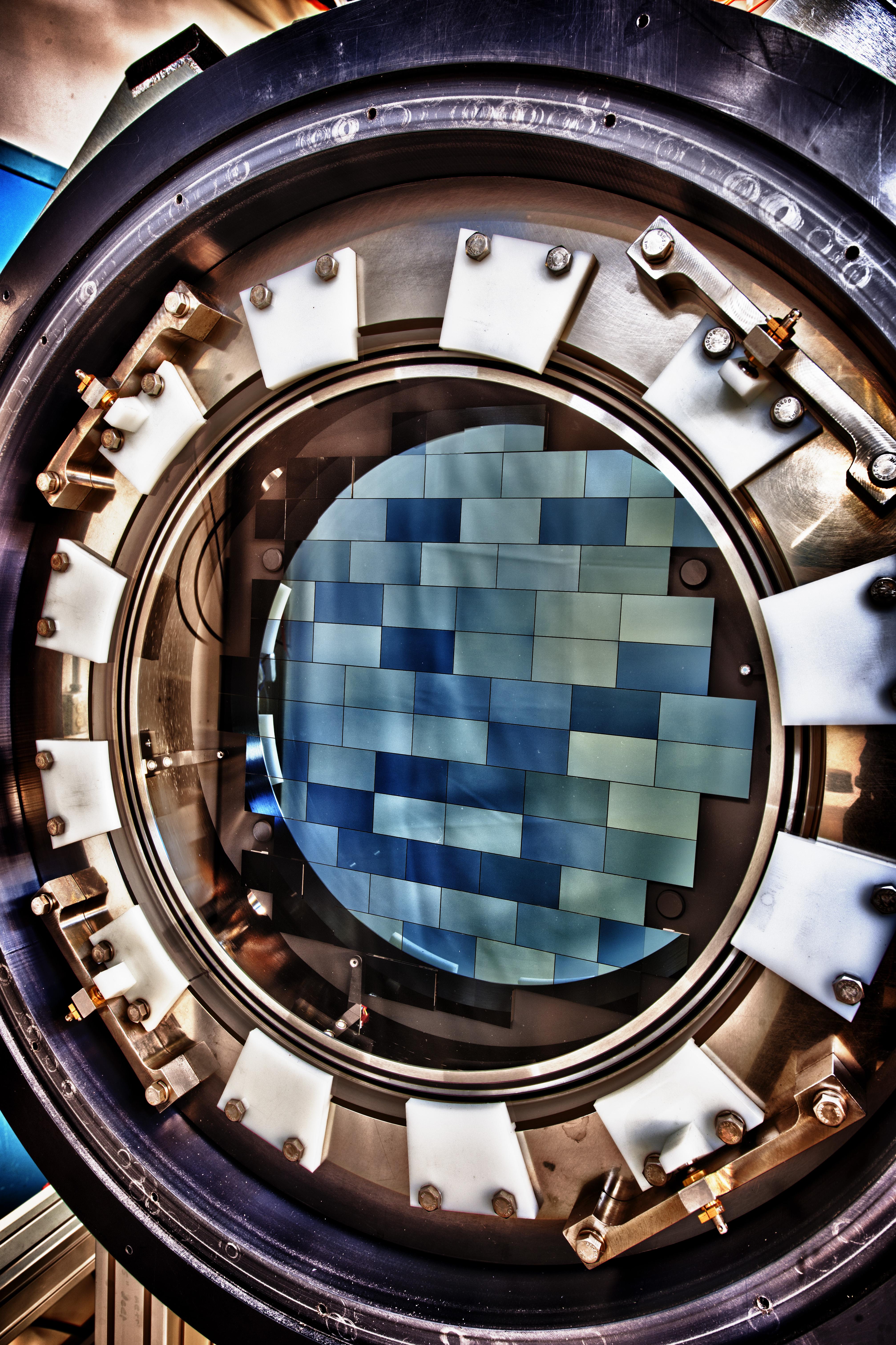 Dark Energy Camera CCD