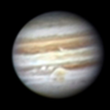 Jupiter Photographed by Joe Taylor