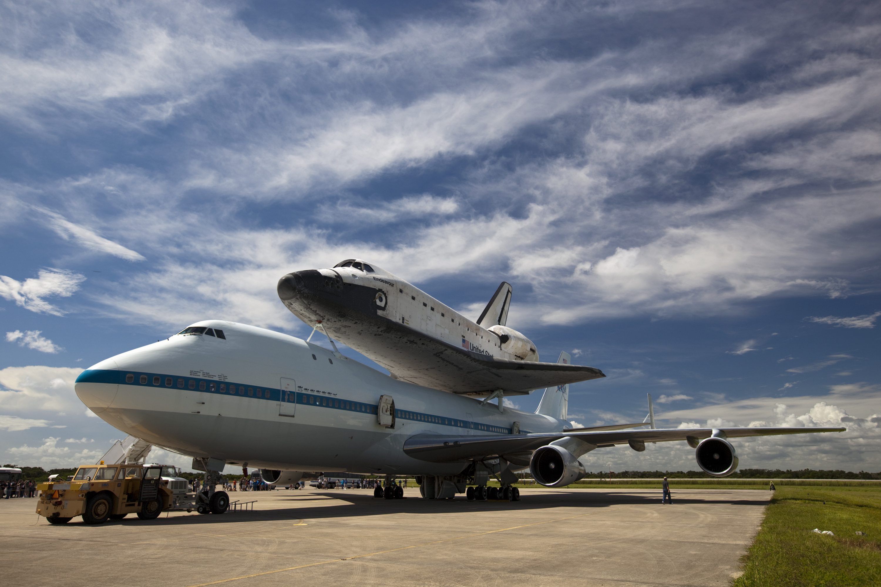 How to Watch Space Shuttle Endeavour's Ferry Flight Online Today