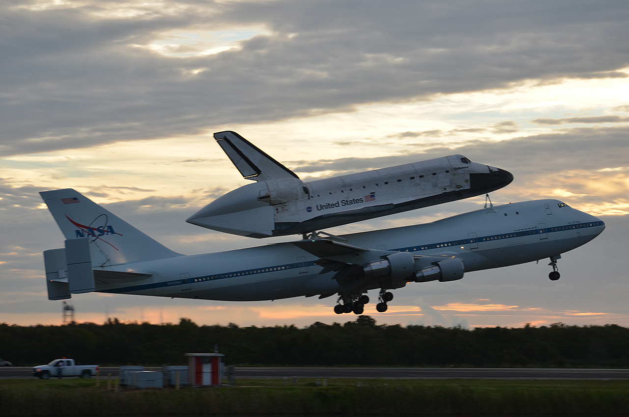 Final Takeoff: Shuttle Endeavour Leaves Florida Forever