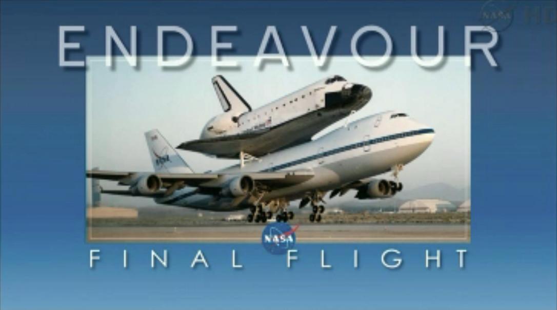 endeavour final flight nasa - photo #16
