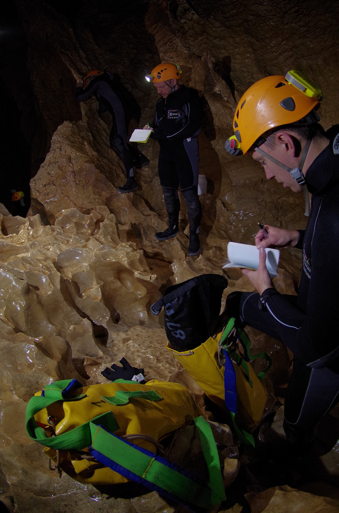 Mapping the Cave