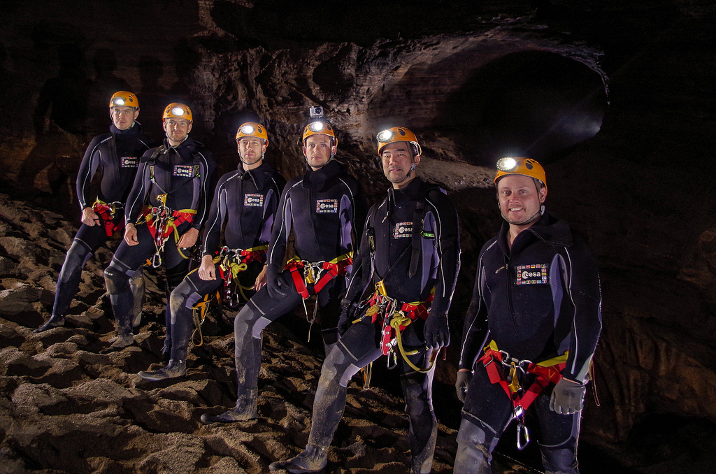 CAVES 2012 Team