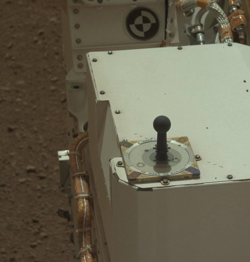 Mars Sundial