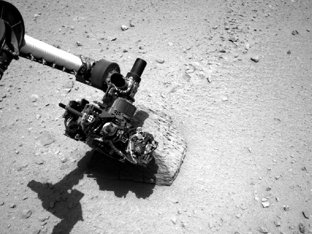NASA Unveils Mars Rover Curiosity Discoveries