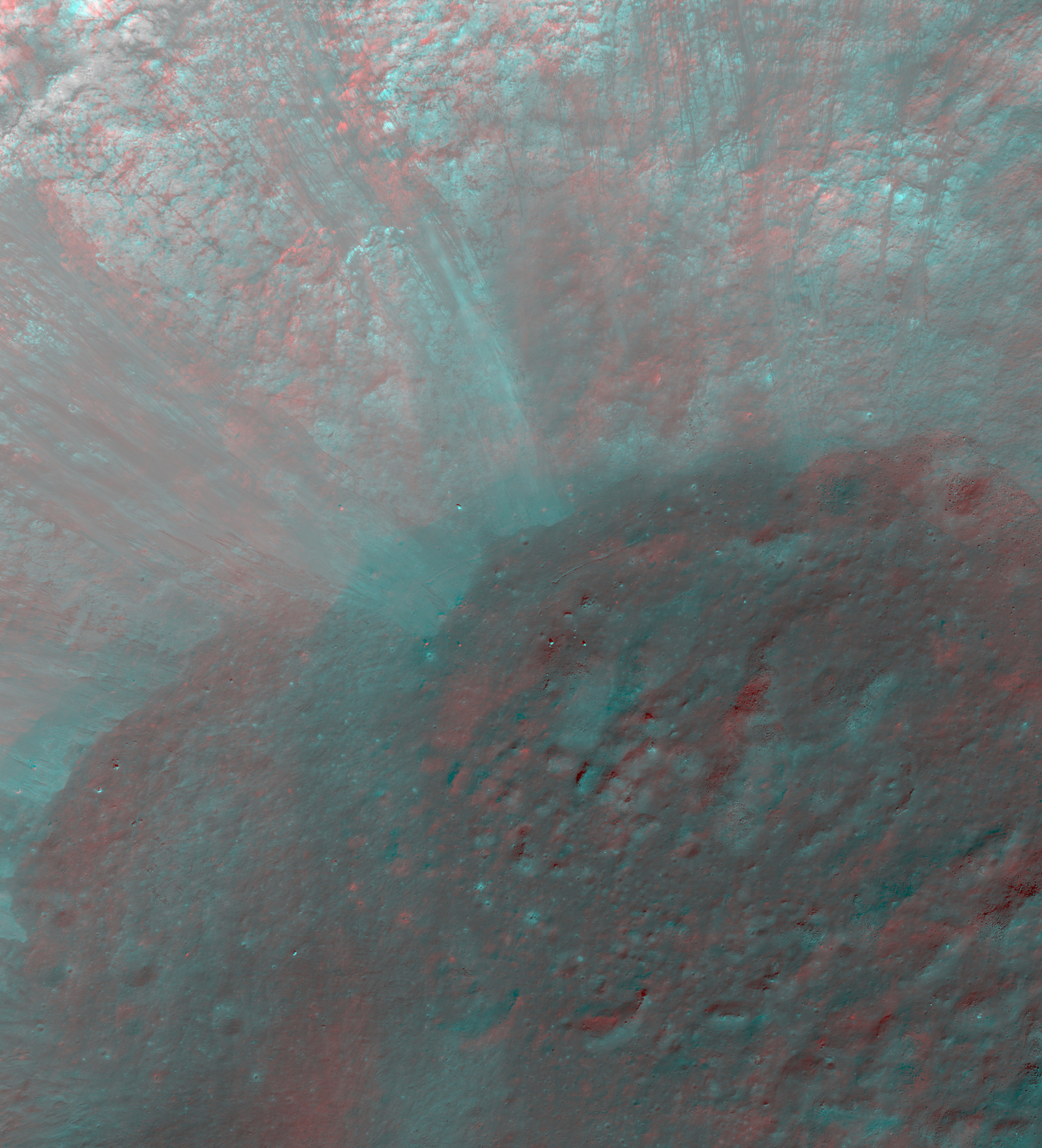 Moon in 3D: Janssen K Crater