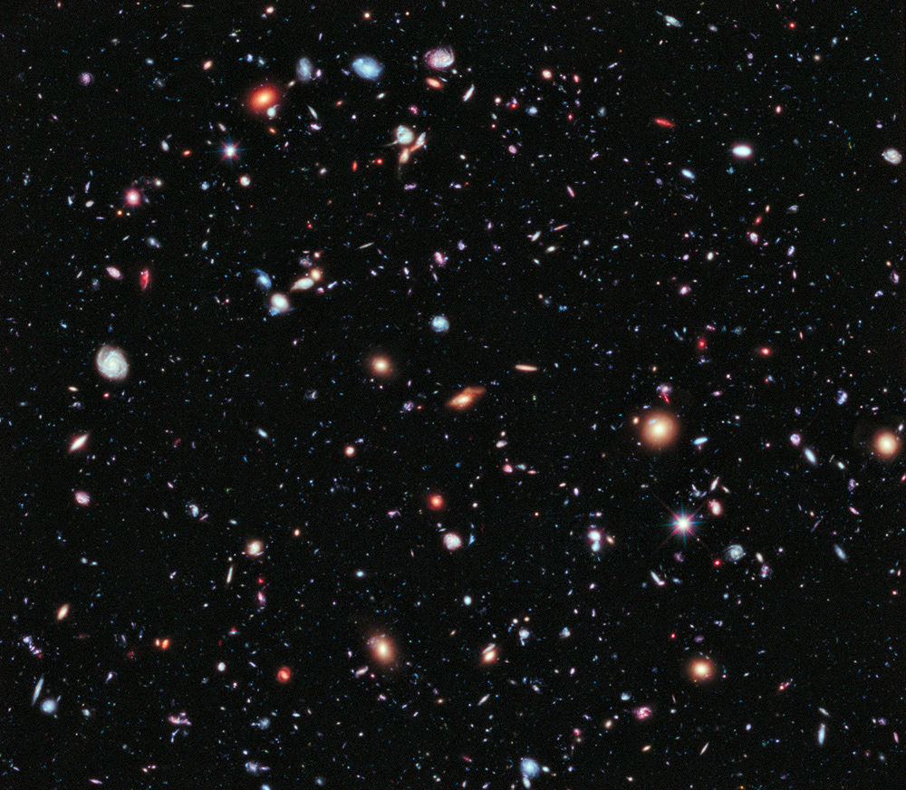 How Many Galaxies Are There?