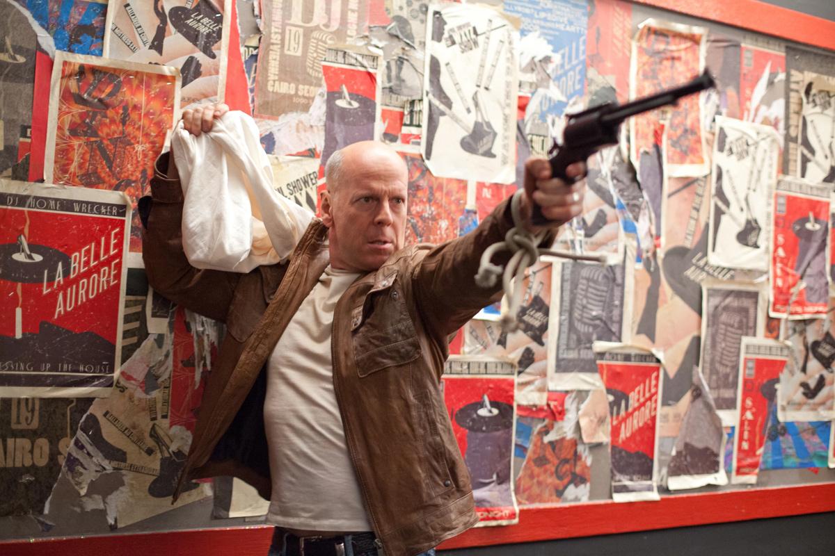 Bruce Willis in