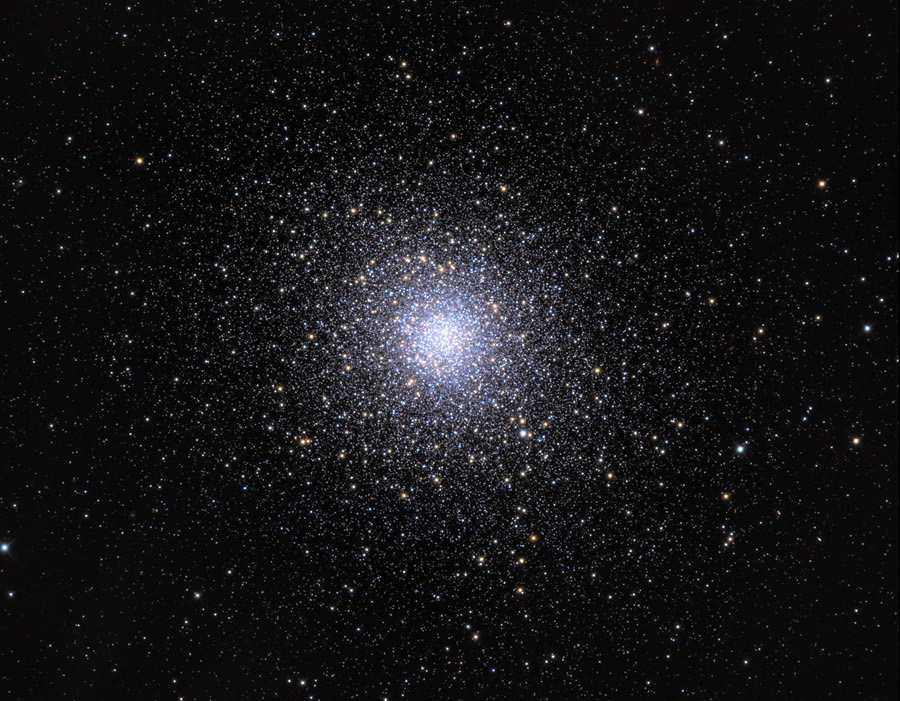 It's Full of Stars! Globular Cluster Sparkles in Cosmic Photo