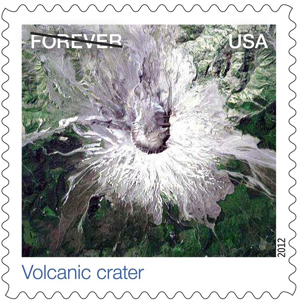 'Earthscapes' Forever Stamps Feature Incredible Views