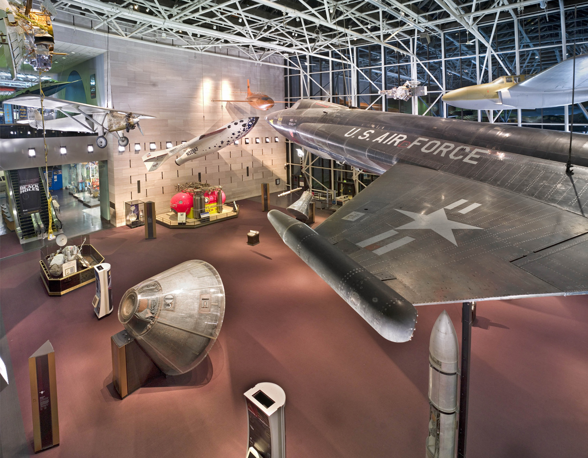 Milestones of Flight, Smithsonian's National Air and Space Museum