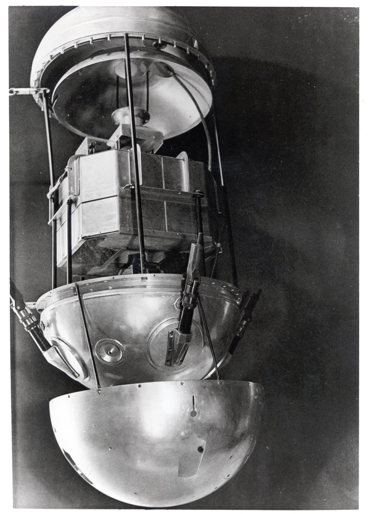Sputnik 1, Earth's First Artificial Satellite (Photos)