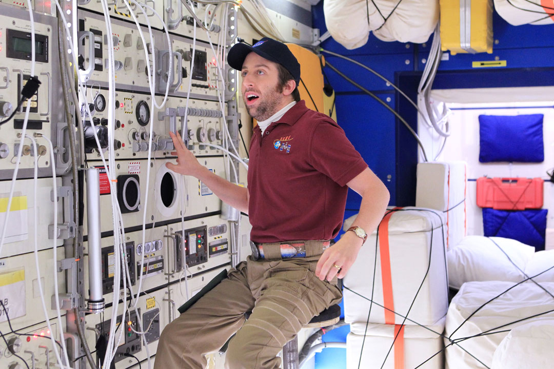How 39 The Big Bang Theory 39 Sent Howard Wolowitz To Space