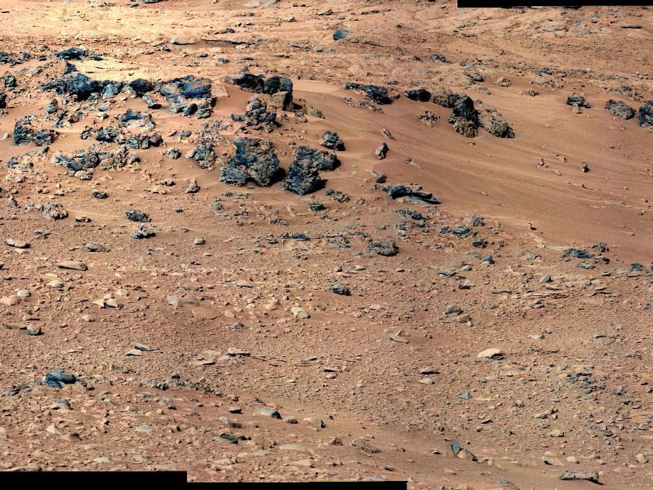 'Rocknest' From Sol 52 Location