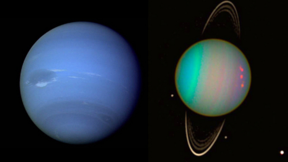 Uranus And Neptune: The Mysterious Outer Giants