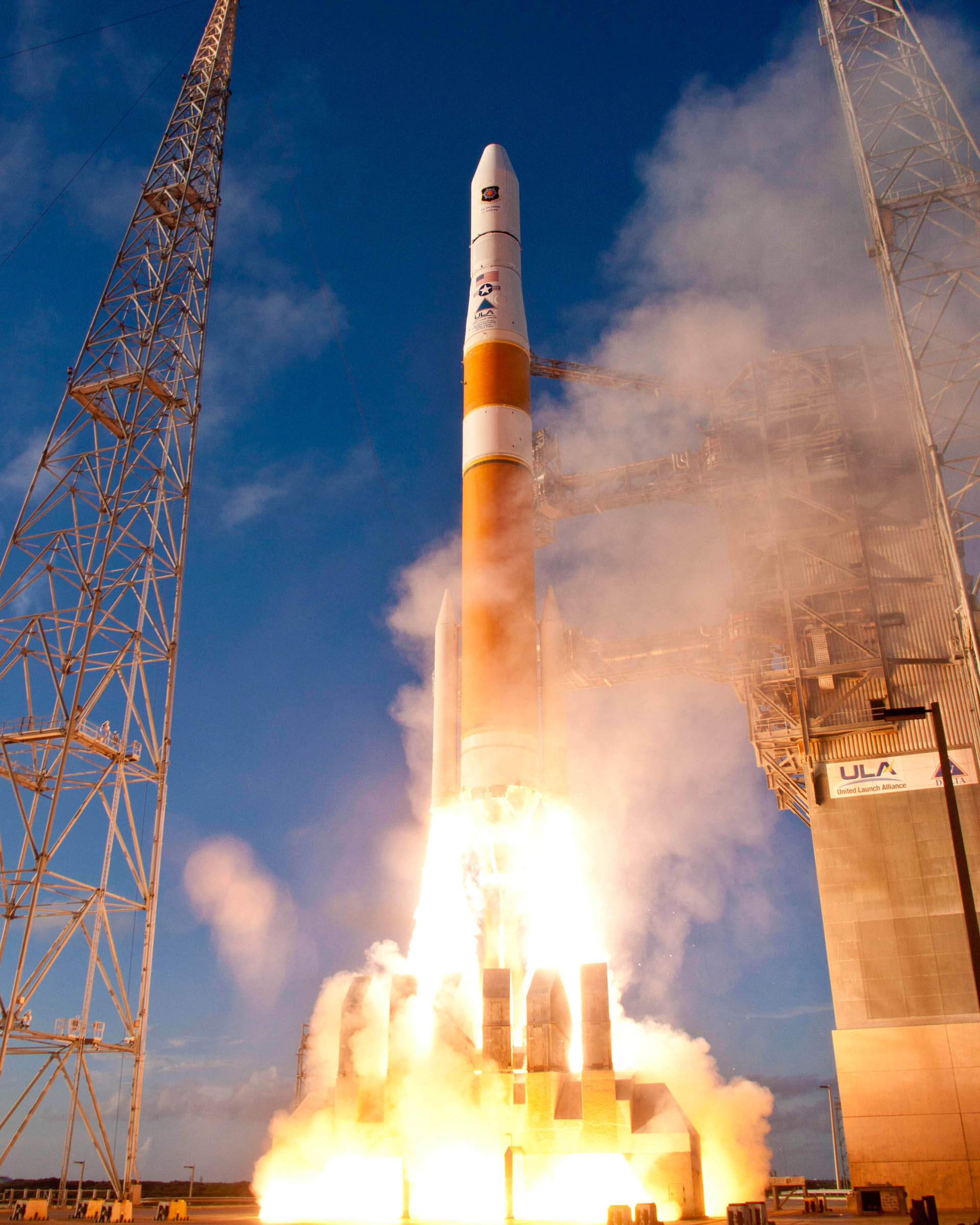 Global Positioning System IIF-3 Satellite Launch