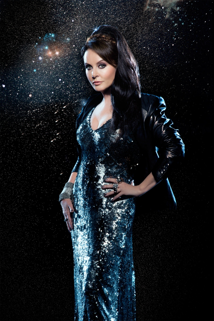 How Singer Sarah Brightman Could Change the Face of Private Space Travel
