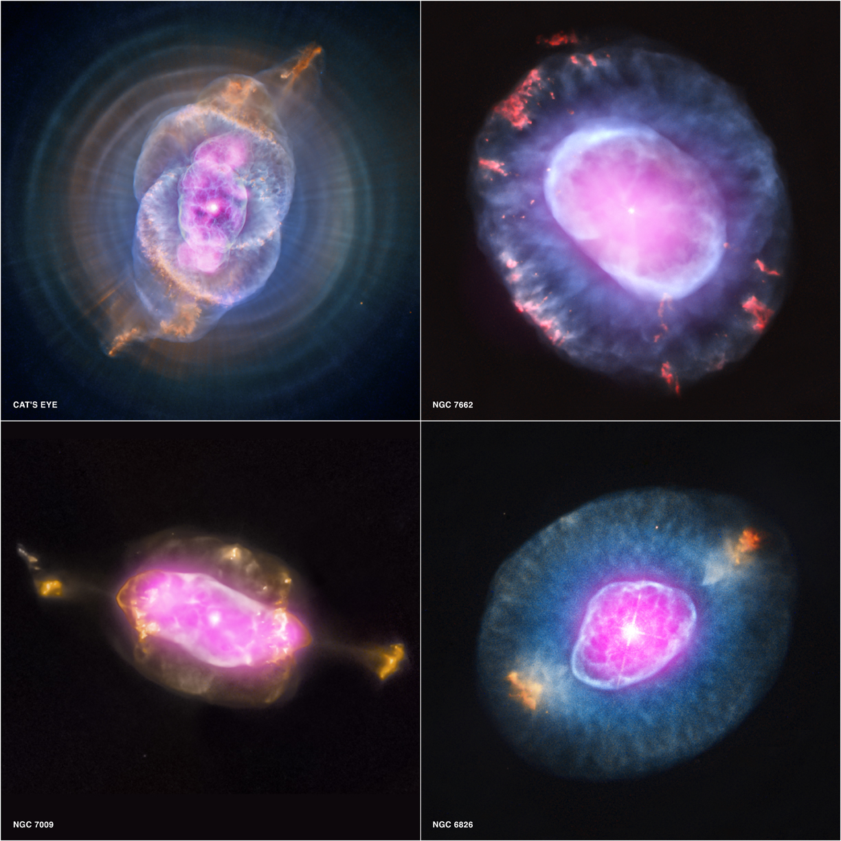 Digsby IM, Email, and Social Networks in one easy to use application! http://digsby.com  A Planetary Nebula Gallery Composite