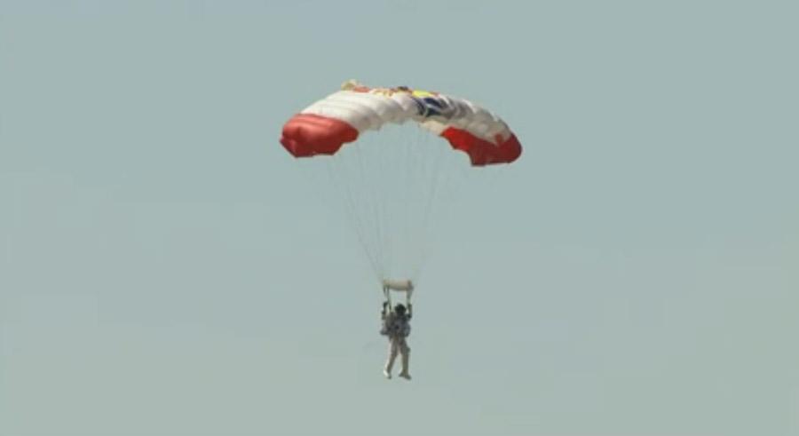 Baumgartner's Parachute