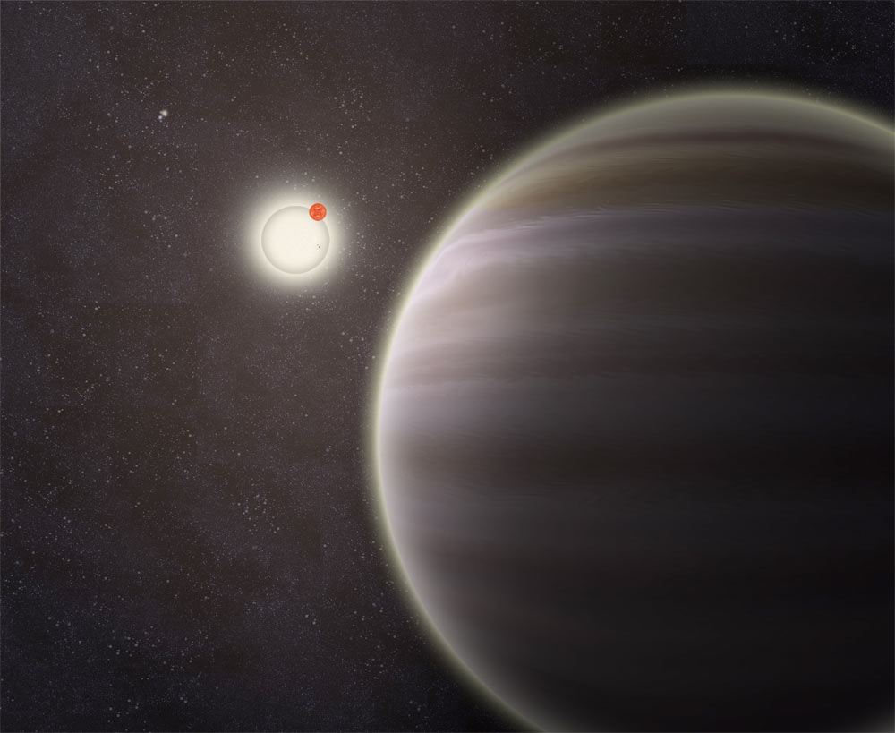 Amateur Team Finds 'Tatooine' Planet with 2 Suns in 4-Star System