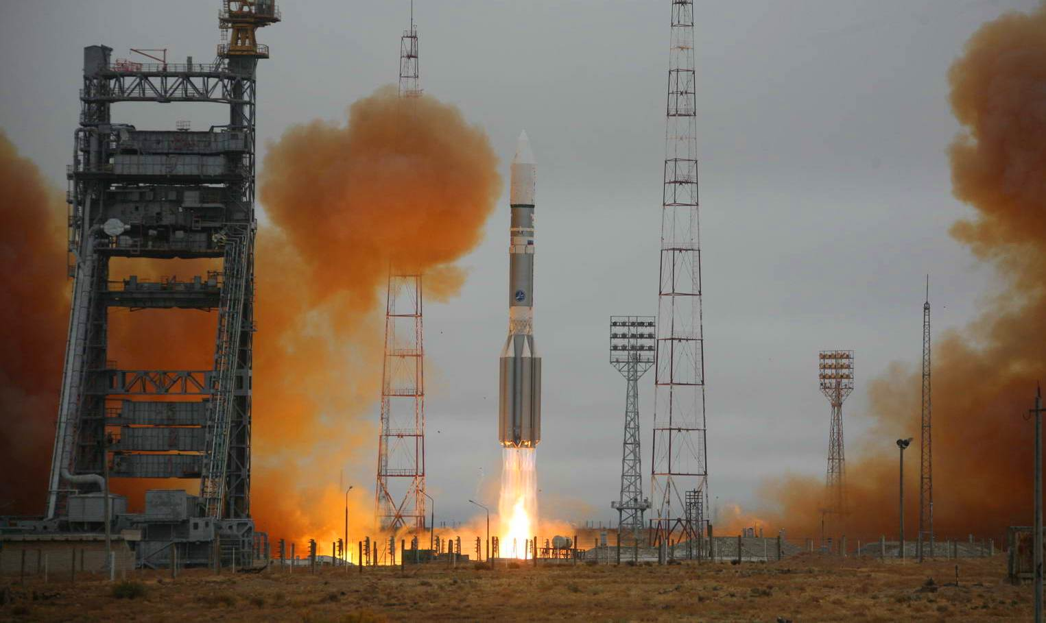 Two Months after Failure, Russian Rocket Launches Communications Satellite