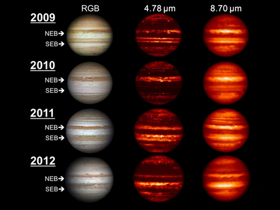 NASA/IRTF/JPL-Caltech/NAOJ/A. Wesley/A. Kazemoto/C. Go