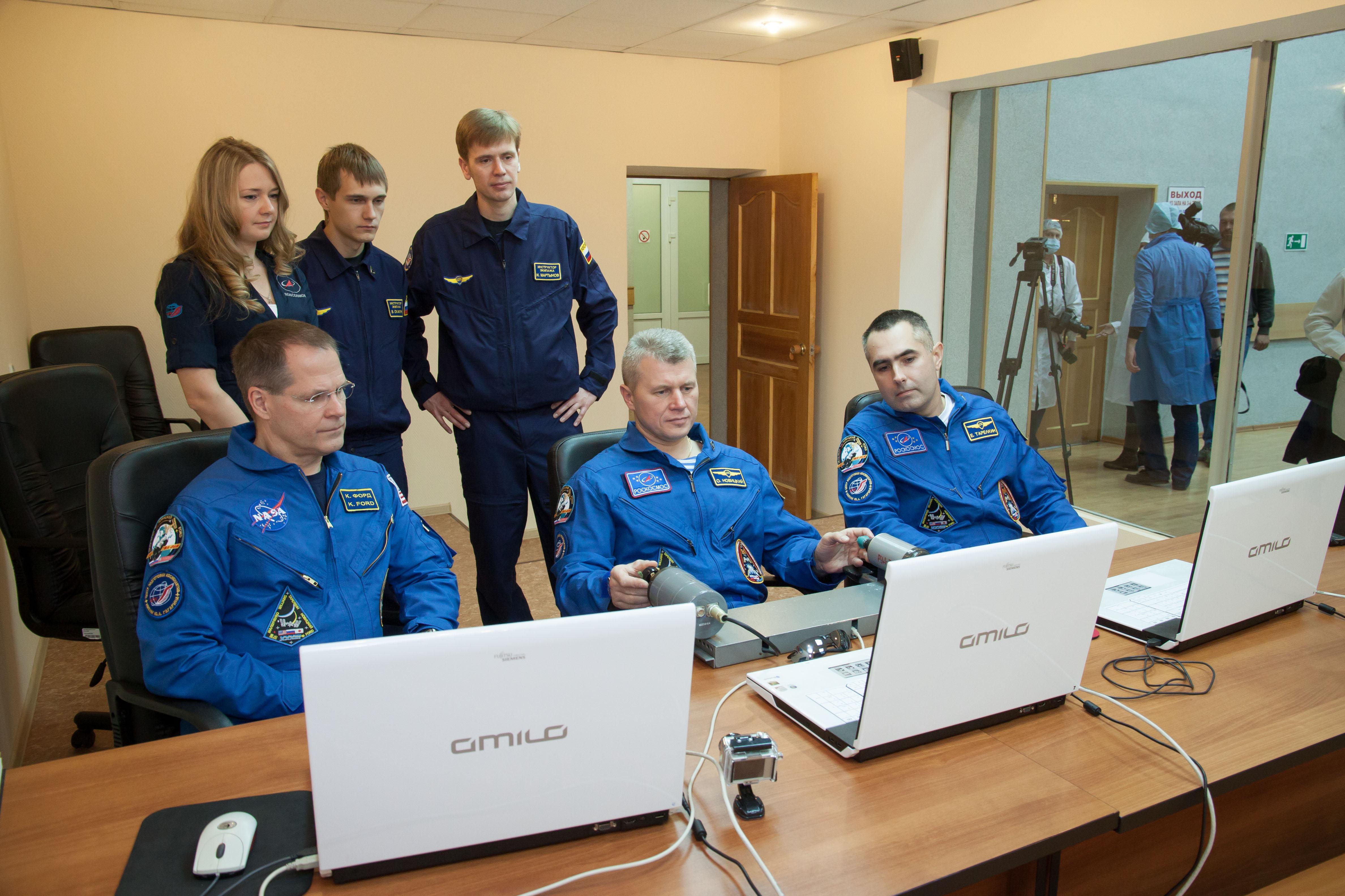 Cosmonaut Hotel Crew Quarters