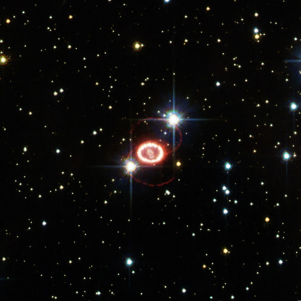 Radioactive Decay of Titanium Powers Supernova Remnant