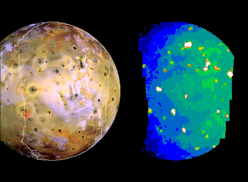 Galileo Views of Io