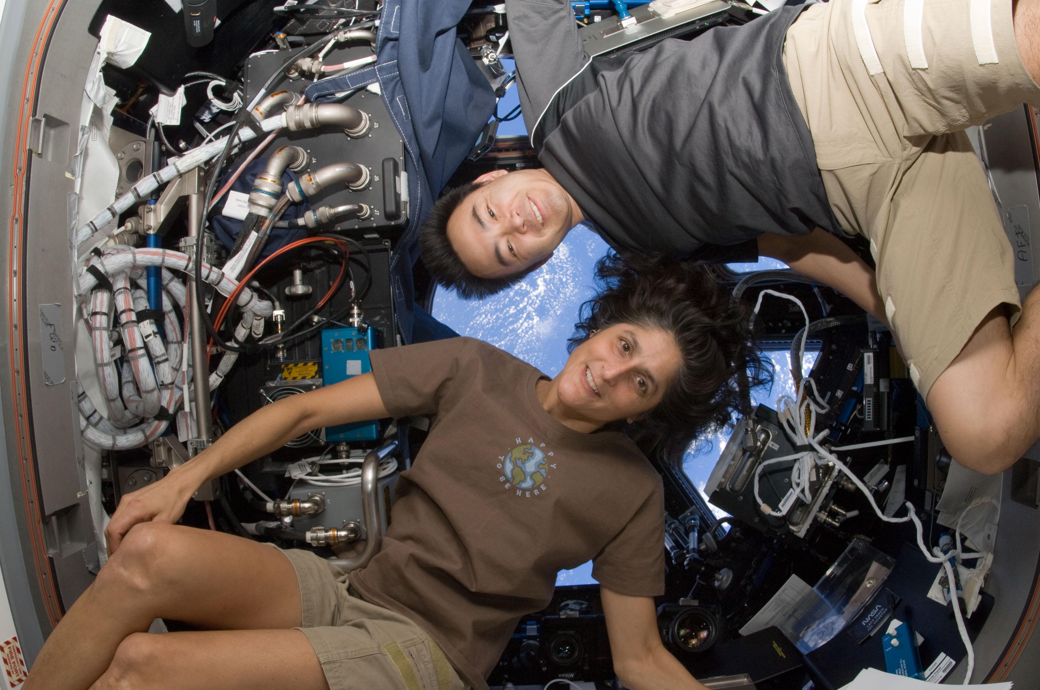 Strange But True: Astronauts Get Taller in Space